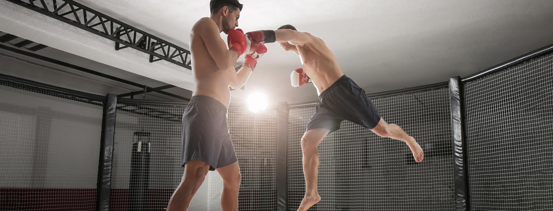 Фото 1 - Курс тренировок по кикбоксингу