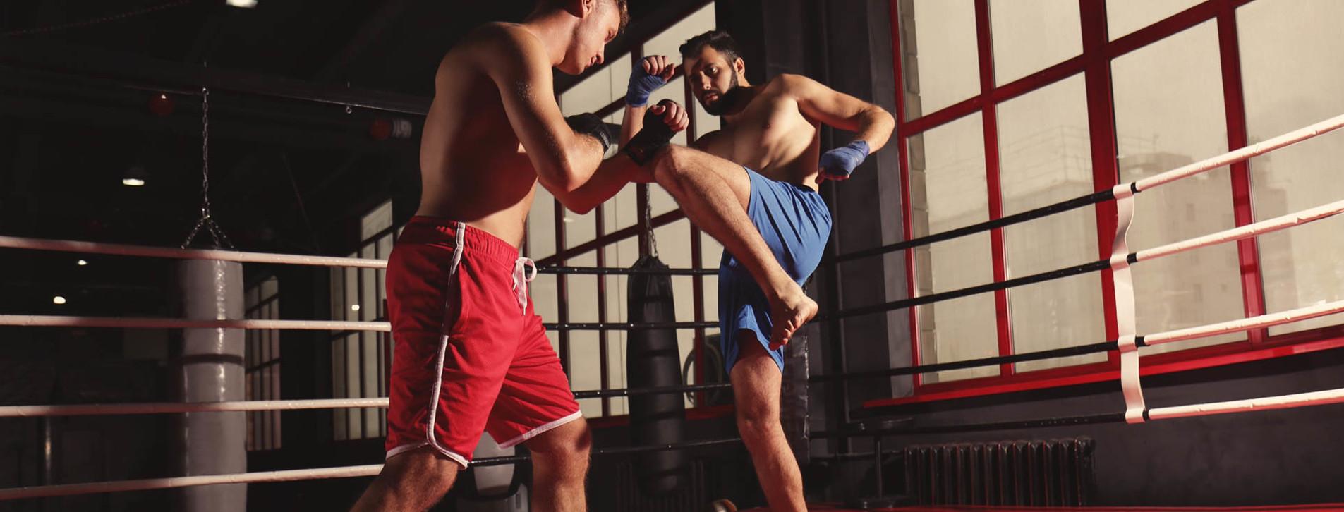 Фото 1 - Мастер-класс тайского бокса для двоих