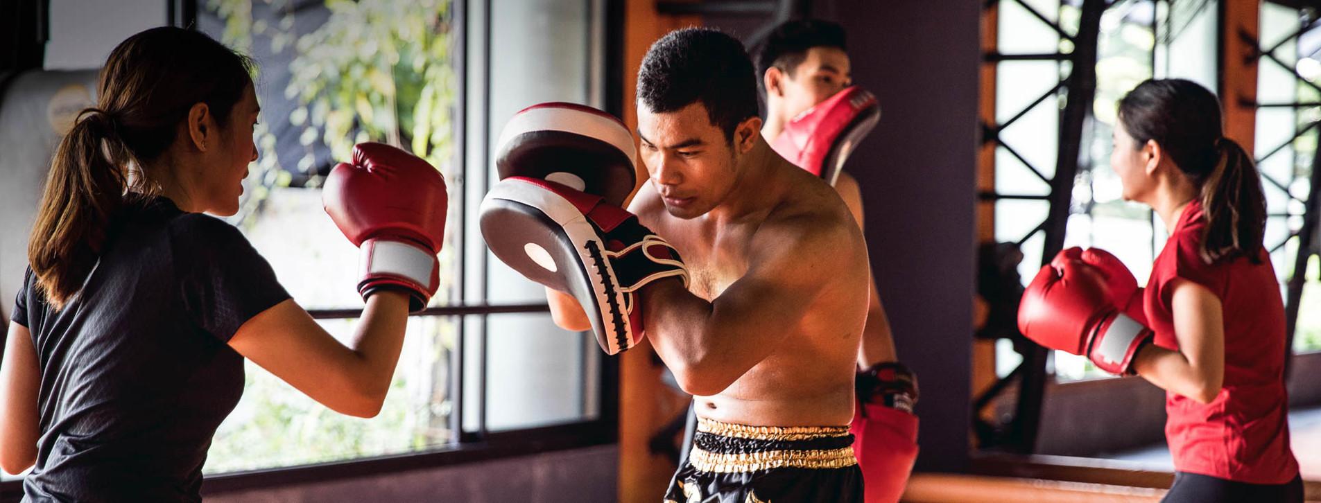 Фото 1 - Курс тайского бокса