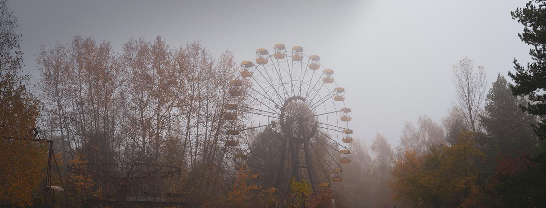 Фото 1 - Индивидуальный тур в Чернобыль