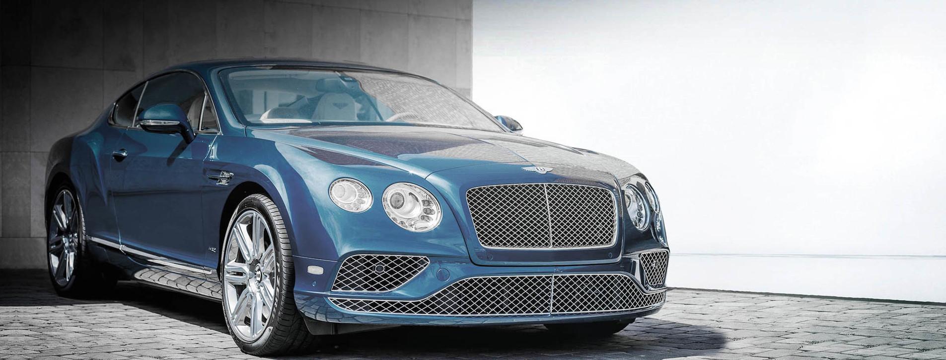 Фото 1 - Bentley с водителем на день