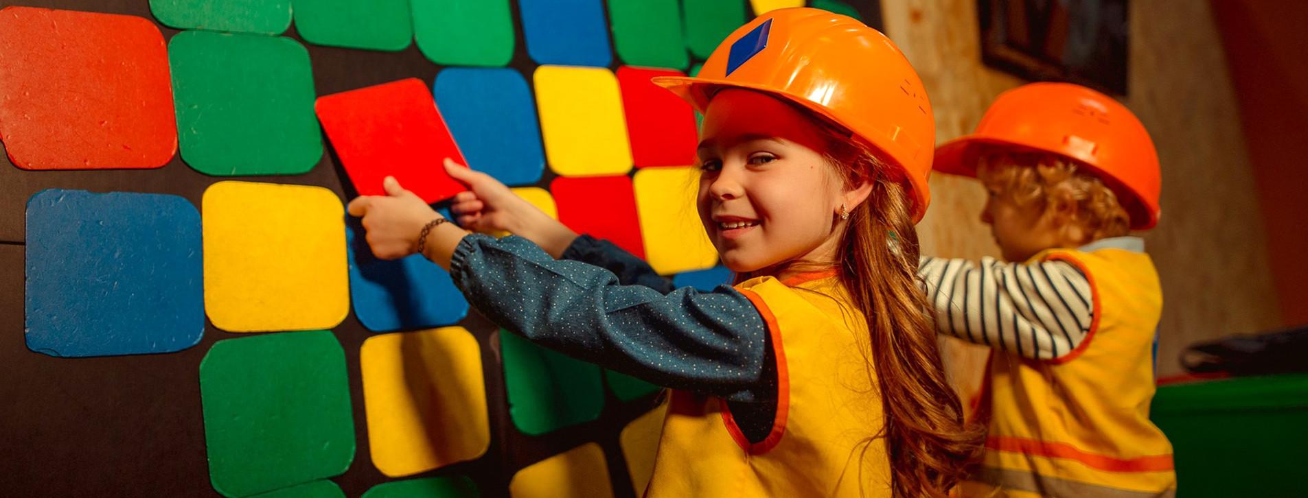 Фото 1 - Детский город профессий
