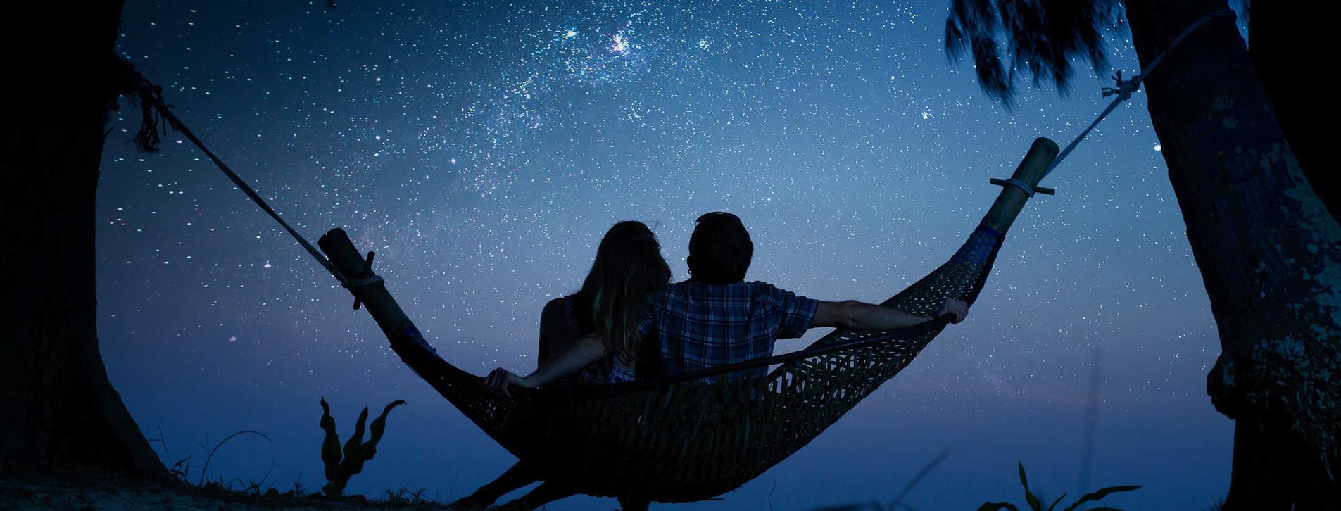 Фото 1 - Ночь под звездами