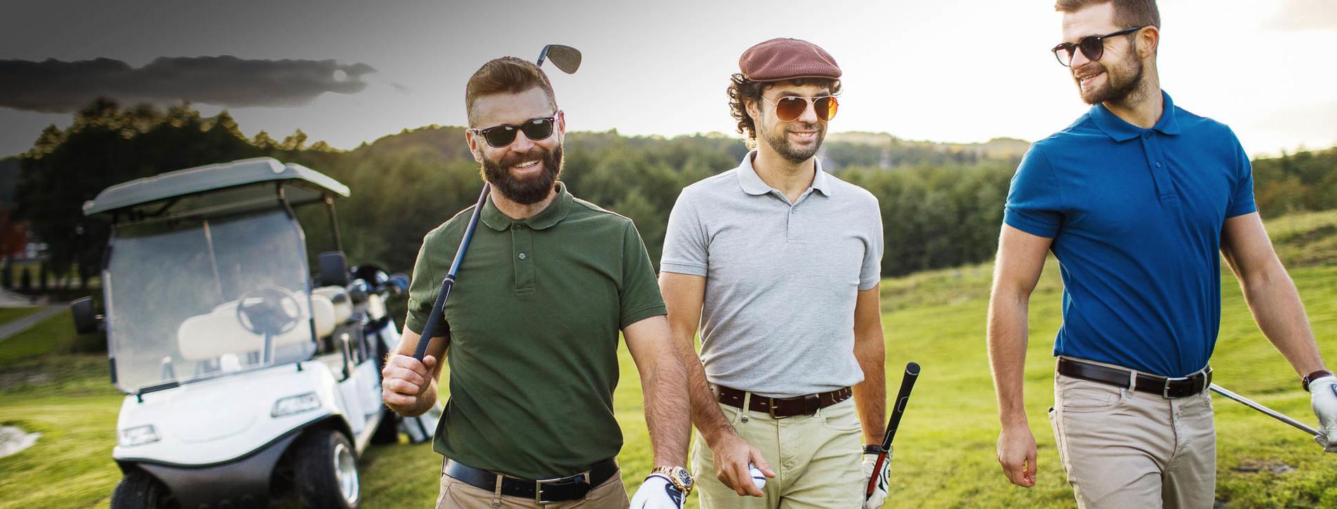 Фото 1 - Турнир по гольфу для компании