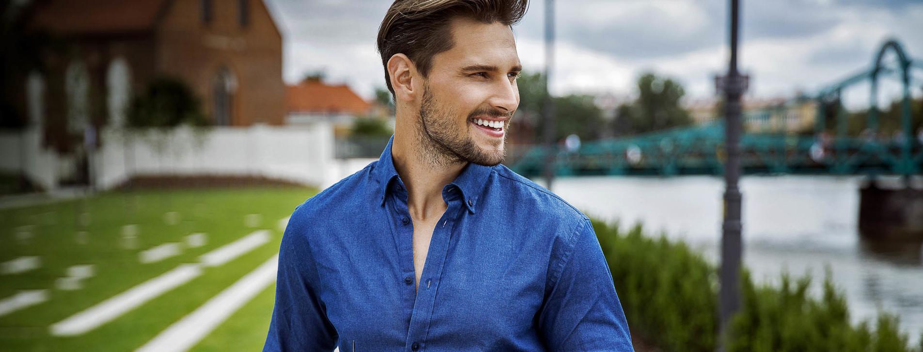 Фото - Индивидуальный пошив мужской рубашки