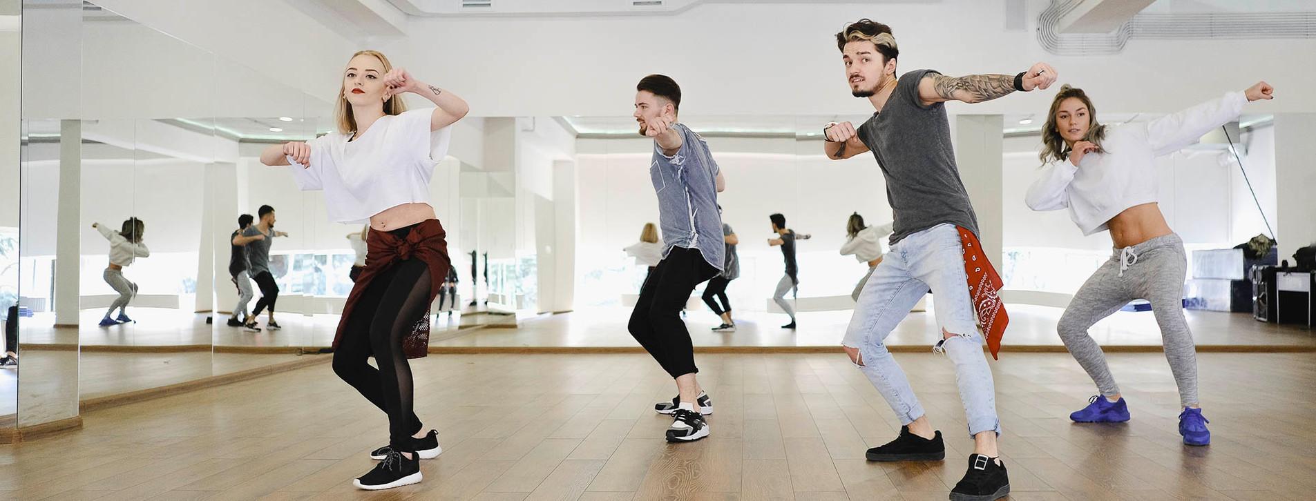 Фото 1 - Абонемент на танцы в D.Side Dance Studio