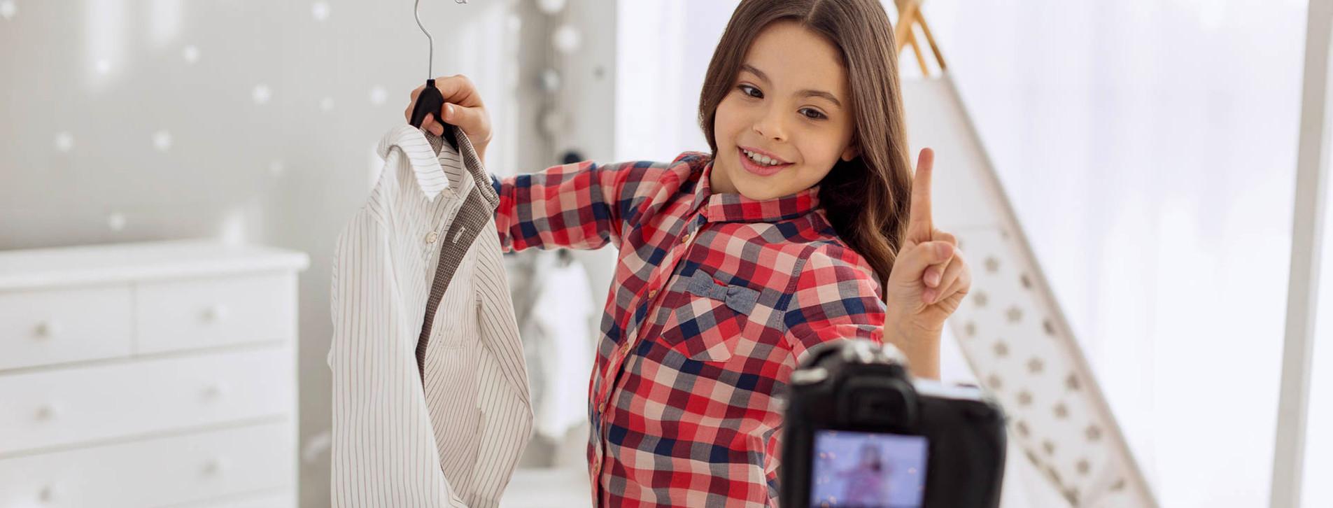 Фото - Детский мастер-класс YouTube-блогера