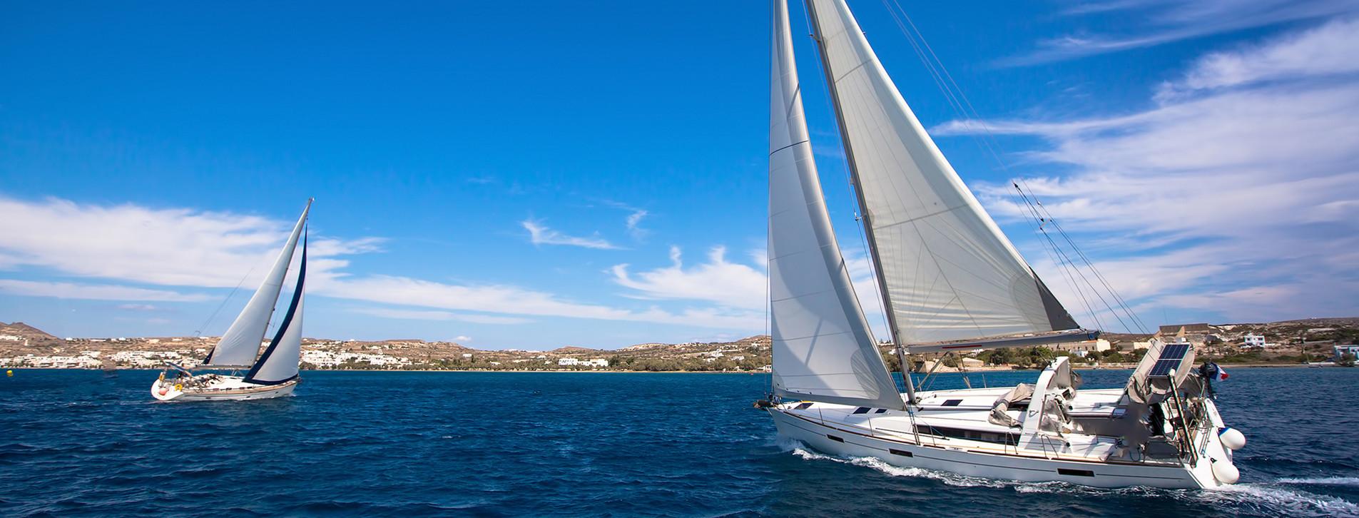 Фото 1 - Академия яхтинга Fleet 5 с практикой за границей