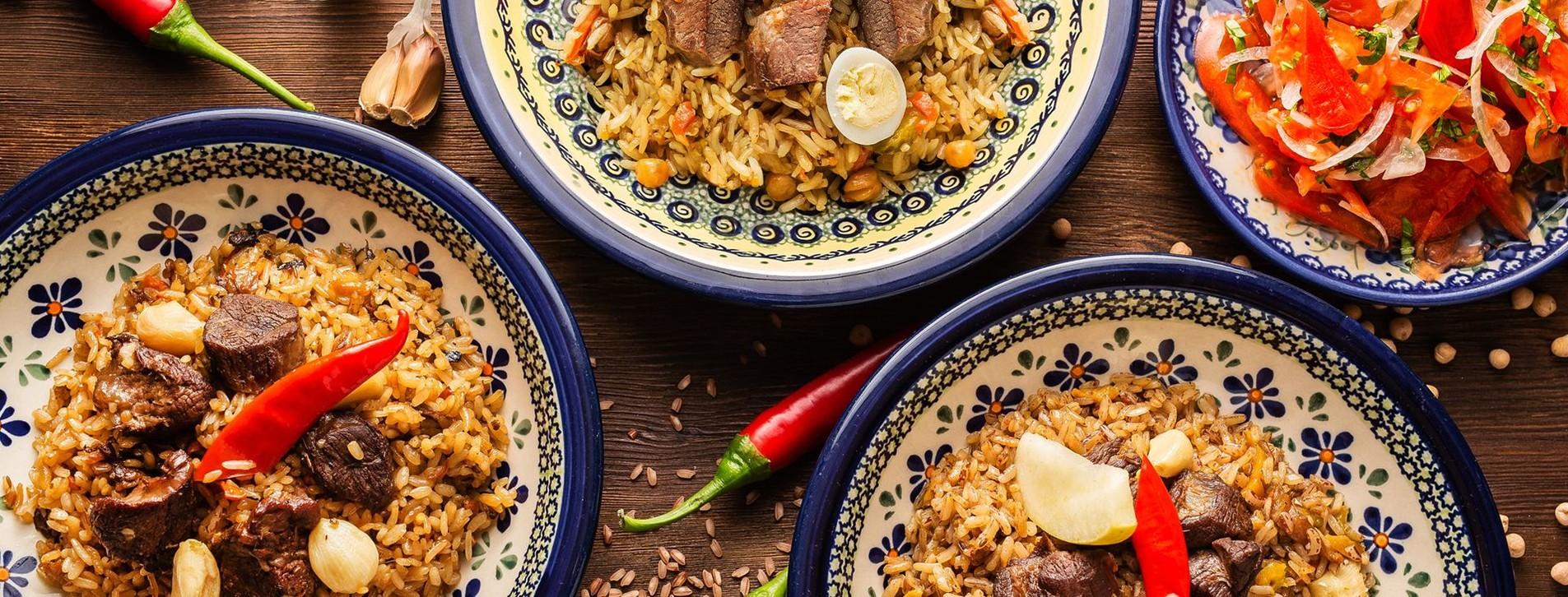 Фото - Ужин в ресторане узбекской кухни Eshak