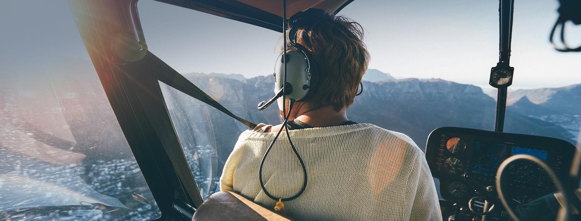Фото 1 - Авиатренажер легкого самолета