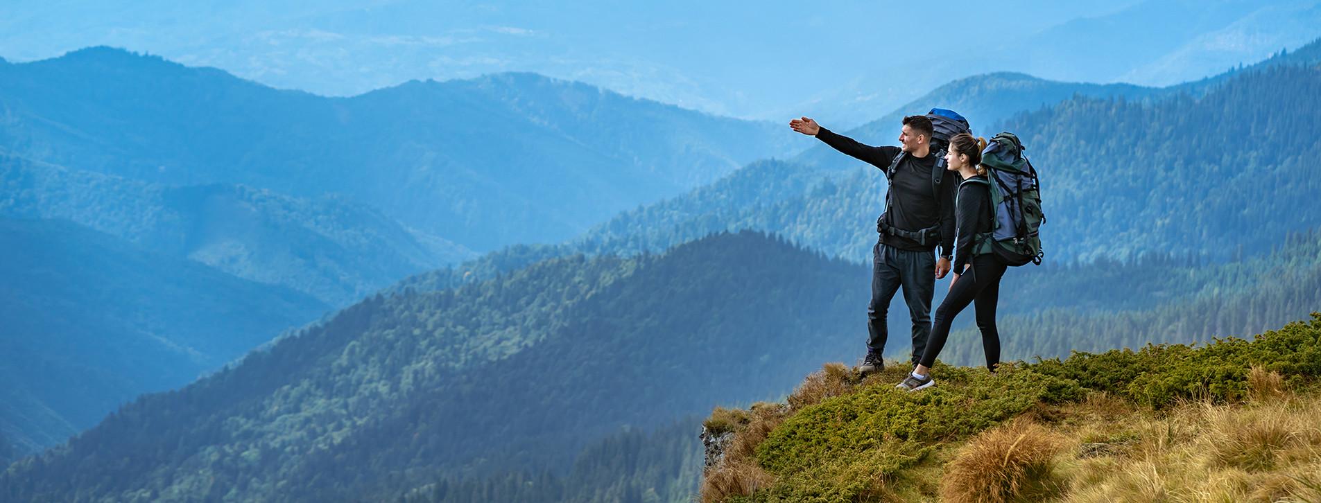 Фото 1 - Поход в Карпатские горы