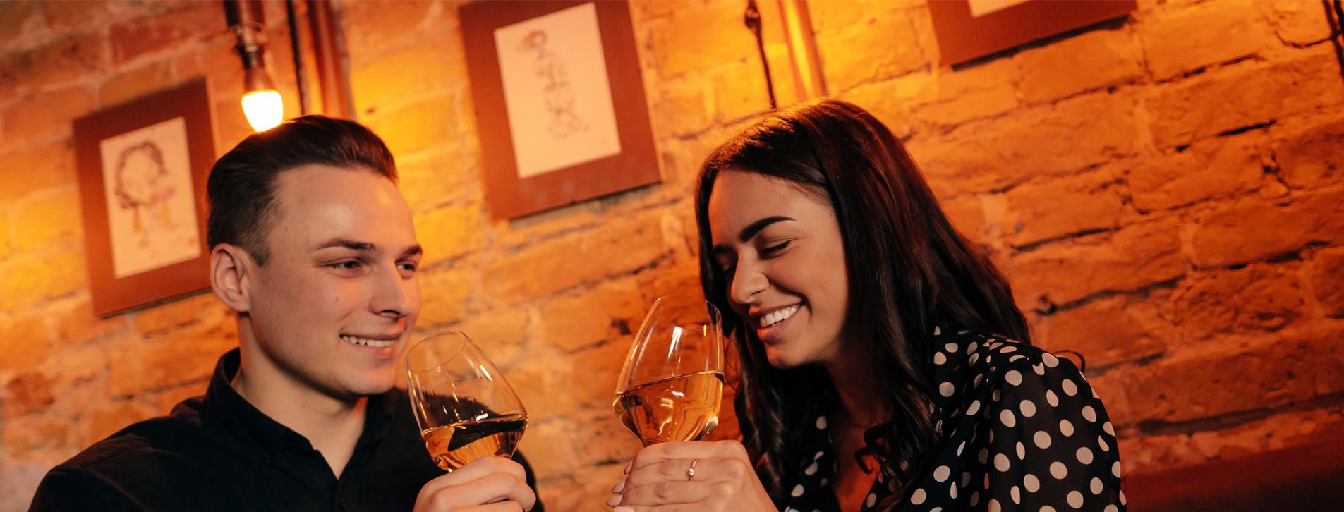 Фото 1 - Безлимитное вино для двоих