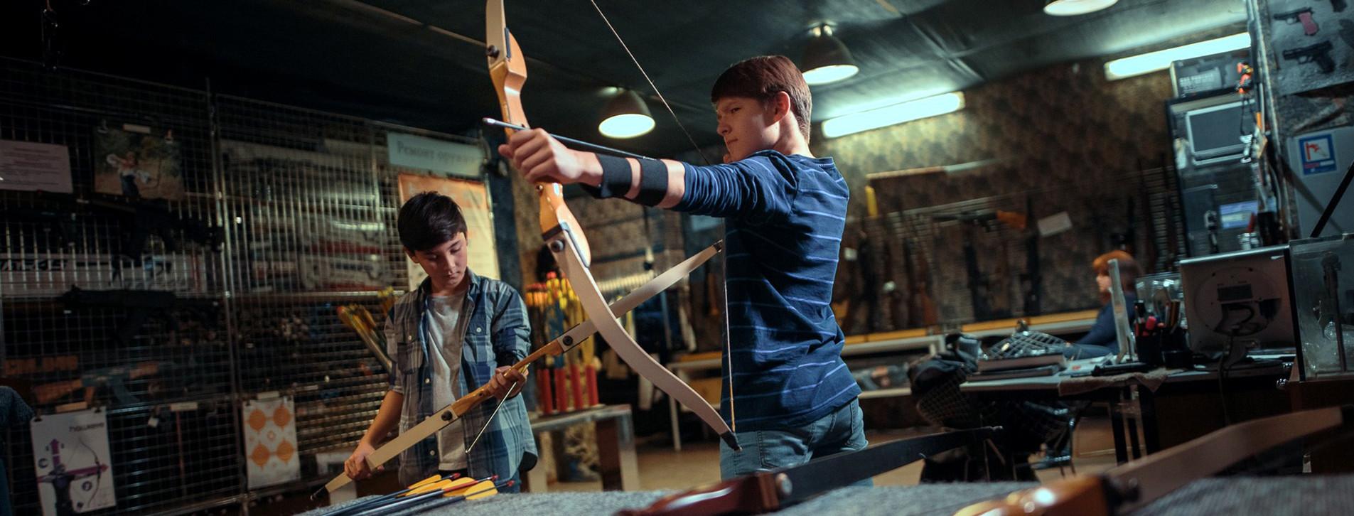 Фото 1 - Детский мастер-класс стрельбы из лука для двоих