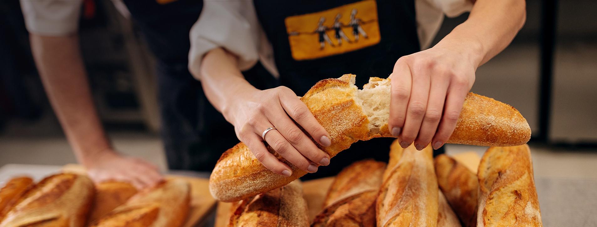Фото 1 - Мастер-класс выпечки хлеба
