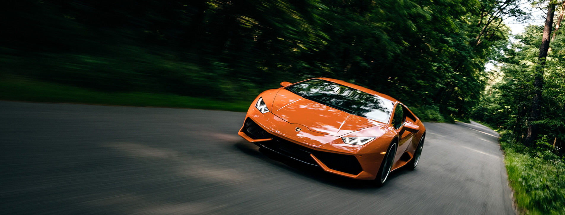 Фото 1 - Тест-драйв суперкара Lamborghini