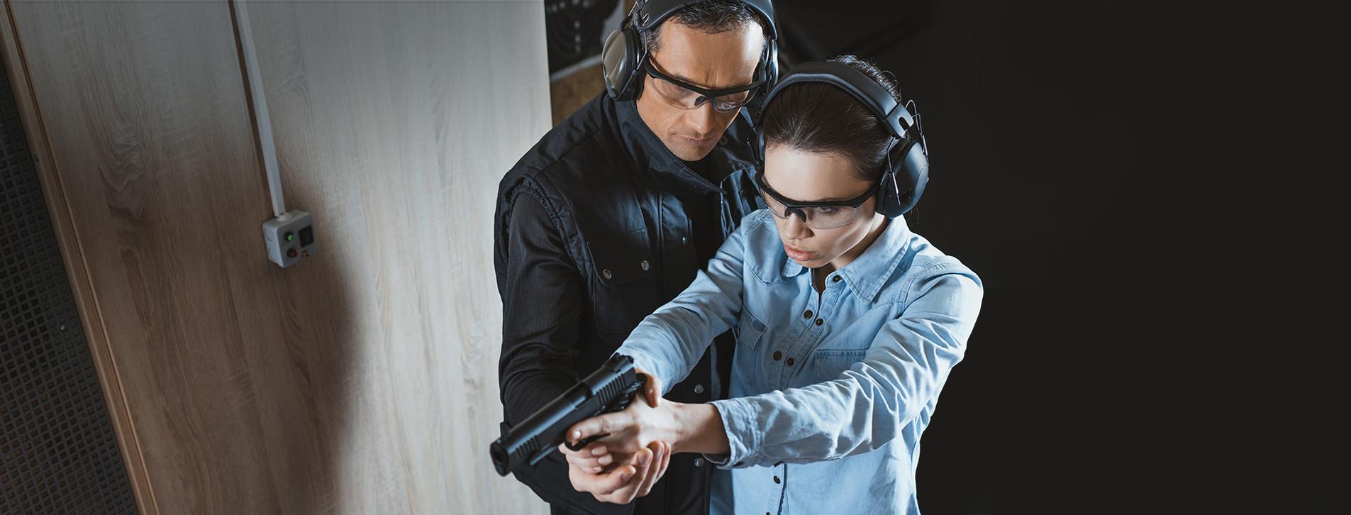 Фото - Стрельба из травматического пистолета для двоих