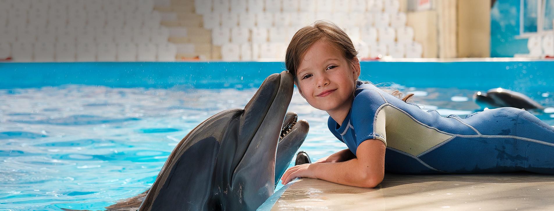 Фото 1 - Курс «Юный тренер дельфинов»
