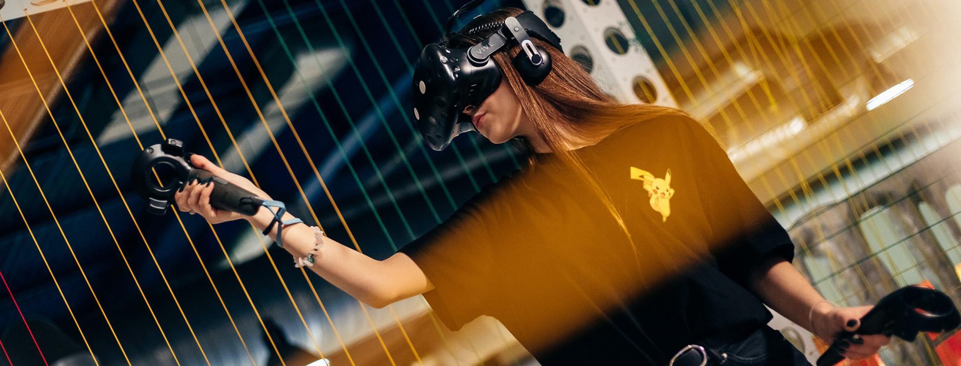 Фото - Погружение в мир VR-игр для компании
