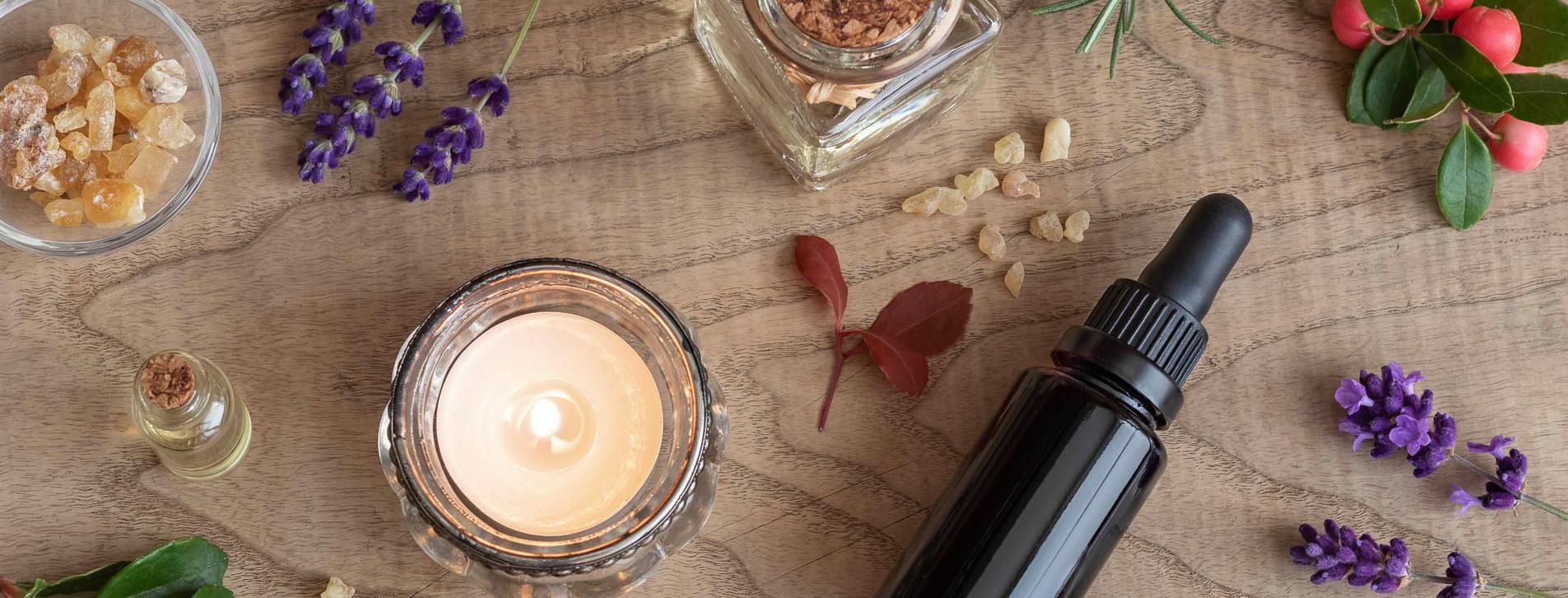 Фото 1 - Массаж горячими аромасвечами для двоих