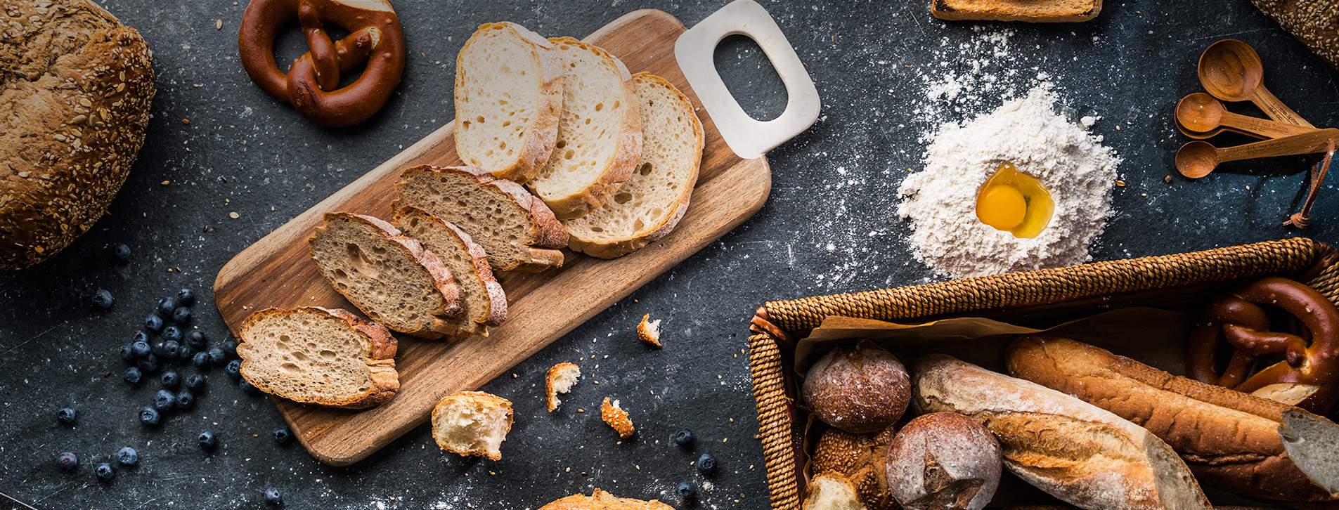 Фото 1 - Мастер-класс выпечки хлеба для компании