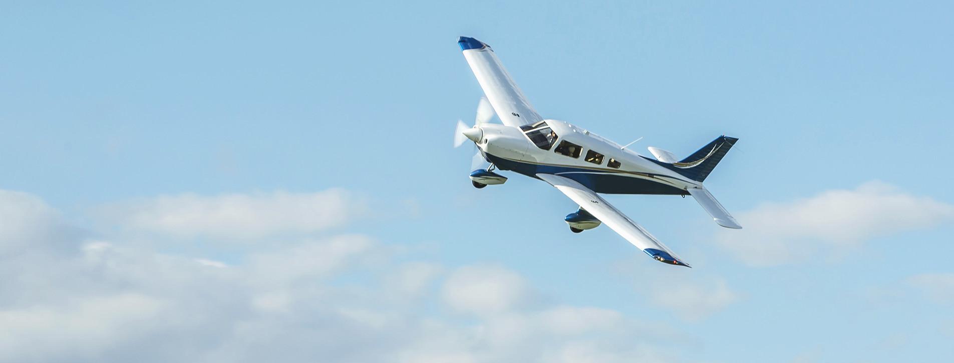 Фото 1 - Політ на легкому літаку для двох