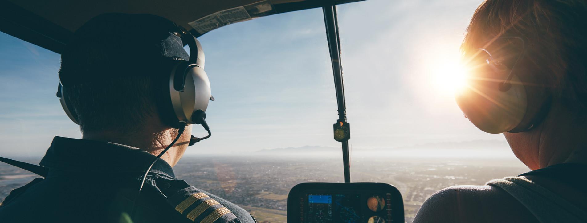 Фото 1 - Полет на легком самолете для двоих
