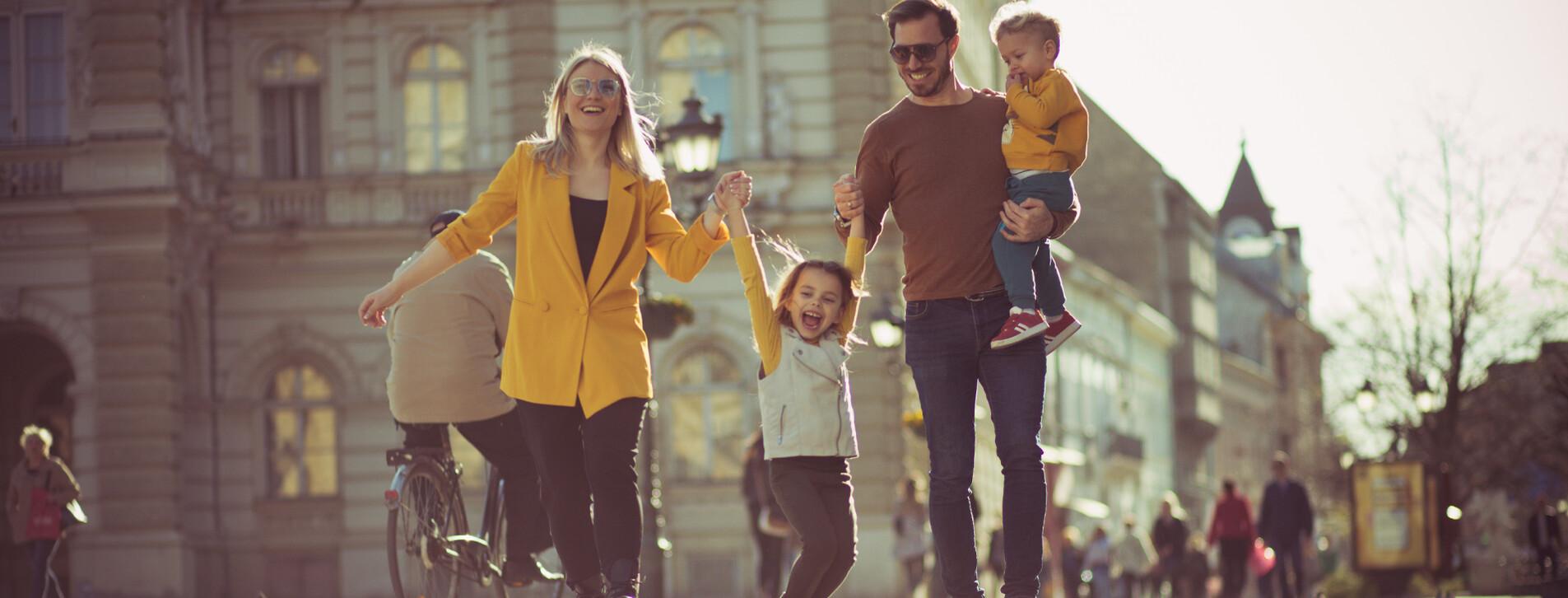 Фото 1 - Семейный VIP уикенд во Львове