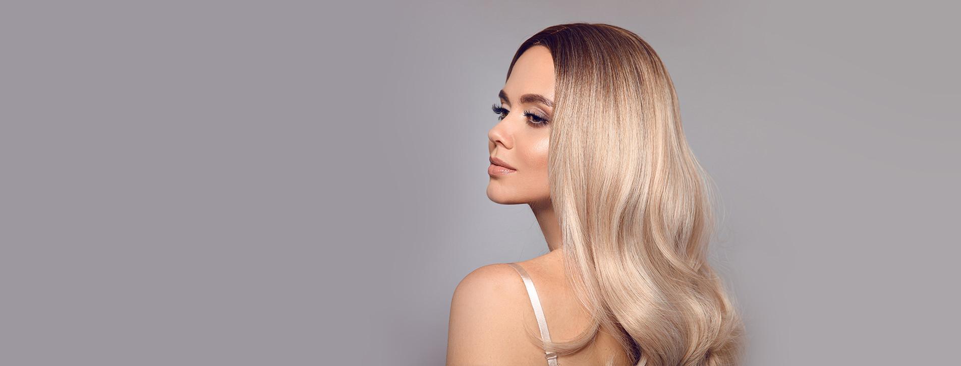 Фото 1 - Стильная покраска волос