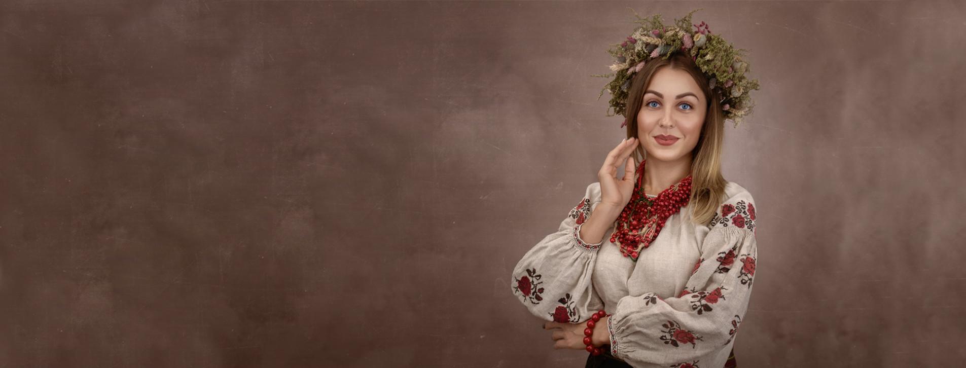 Фото - Этнофотосессия в украинских костюмах