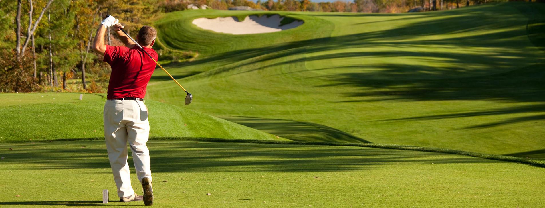 Фото 1 - День в гольф-клубе