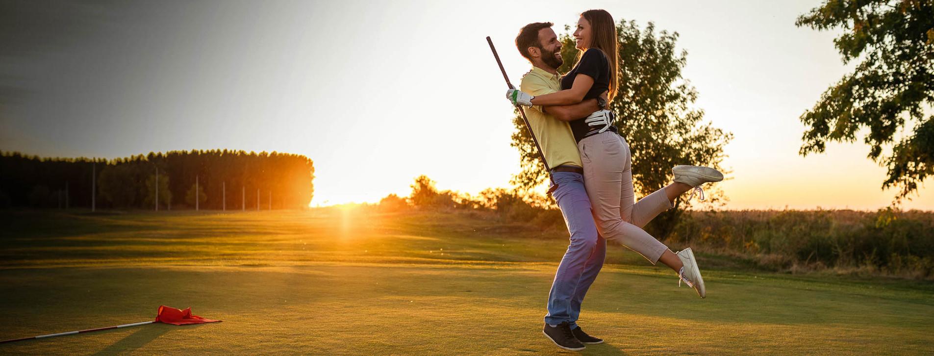 Фото - День в гольф-клубе для двоих