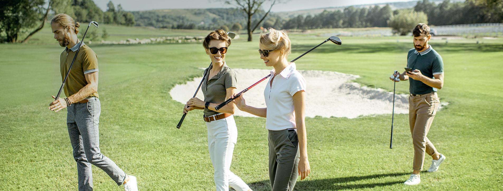 Фото 1 - День в гольф-клубе для компании