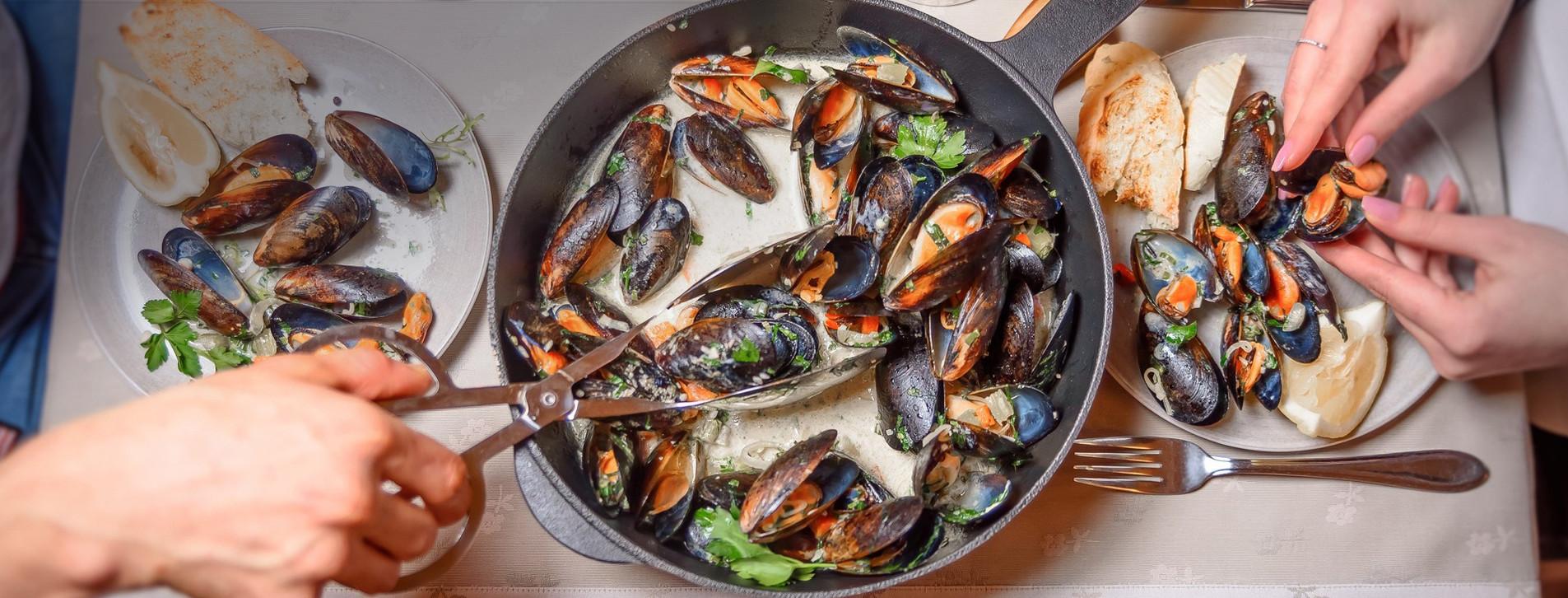 Фото 1 - Вечеря в середземноморському ресторані