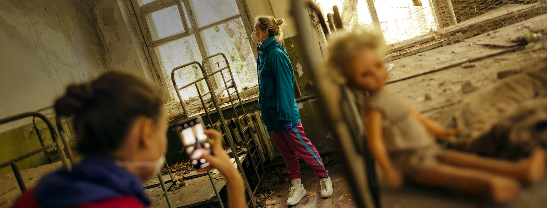 Фото - Екскурсія до Чорнобиля для компанії