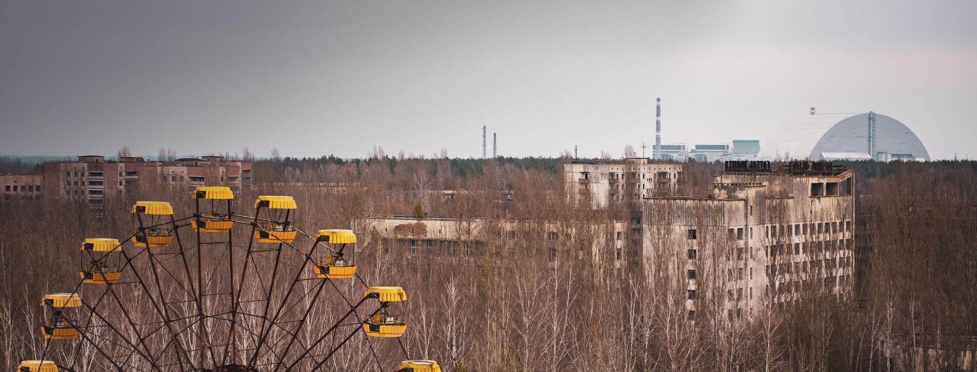 Фото 1 - Индивидуальный тур в Чернобыль для компании