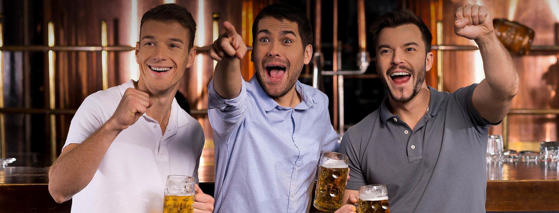 Фото 1 - Пивний вечір у пабі для компанії
