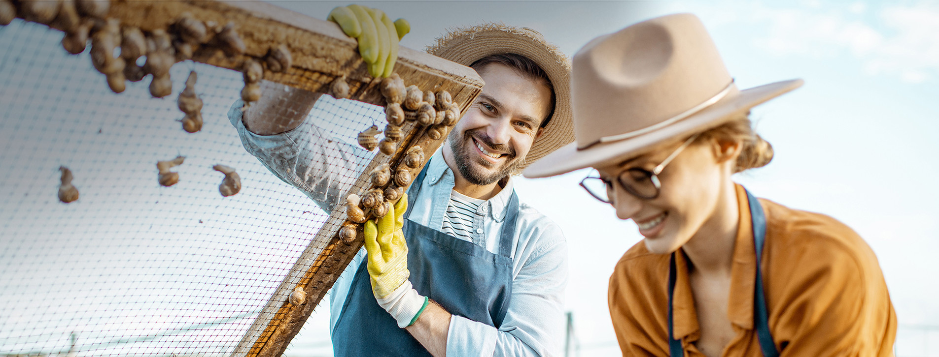 Фото 1 - Экскурсия на улиточную ферму с дегустацией для компании