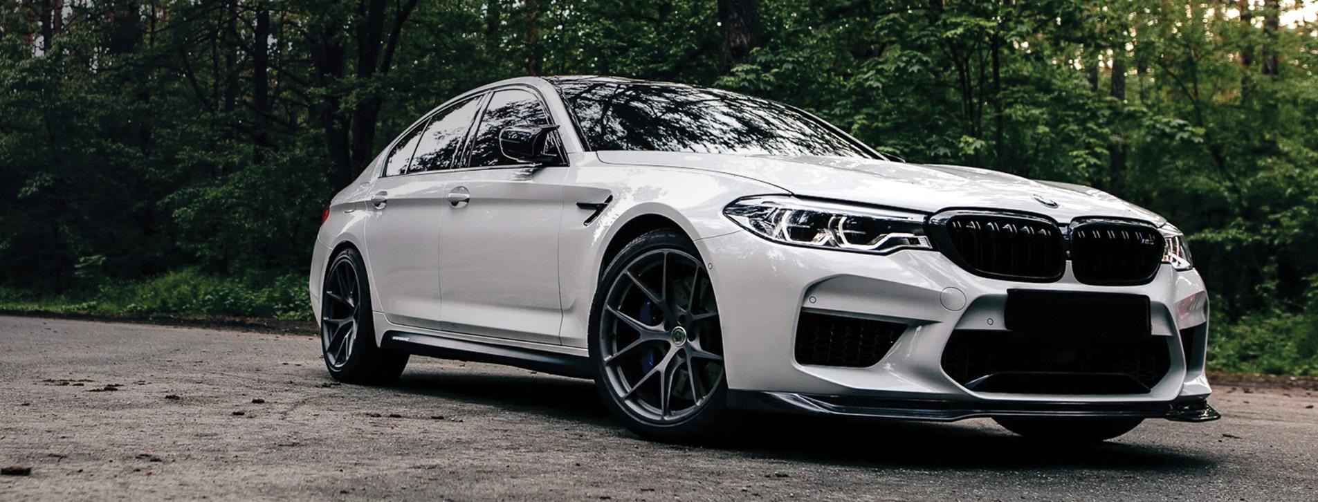 Фото - Тест-драйв суперкара BMW для двоих