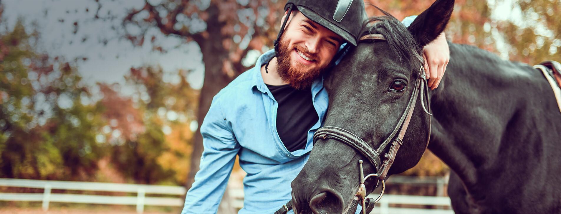 Фото 1 - Семейный уикенд в загородном конном клубе