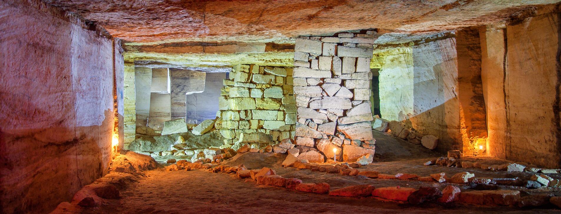 Фото 1 - Индивидуальная экскурсия в одесские катакомбы