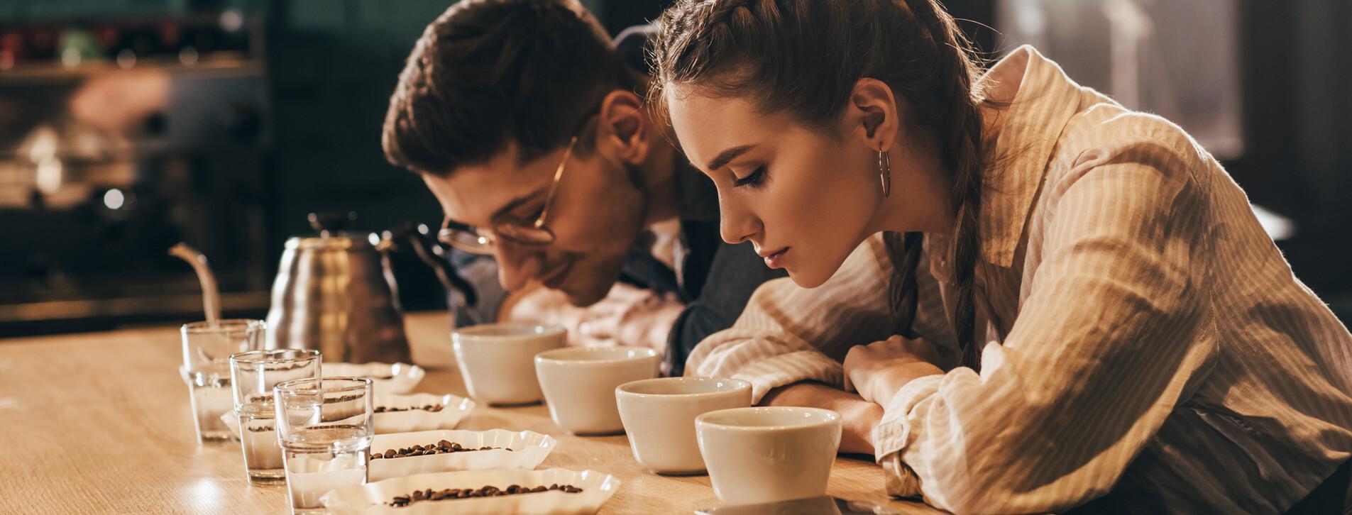 Фото 1 - Дегустація кави для компанії