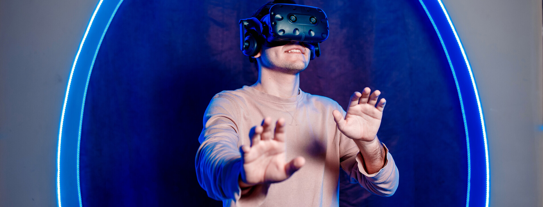 Фото 1 - VR-квест для компании