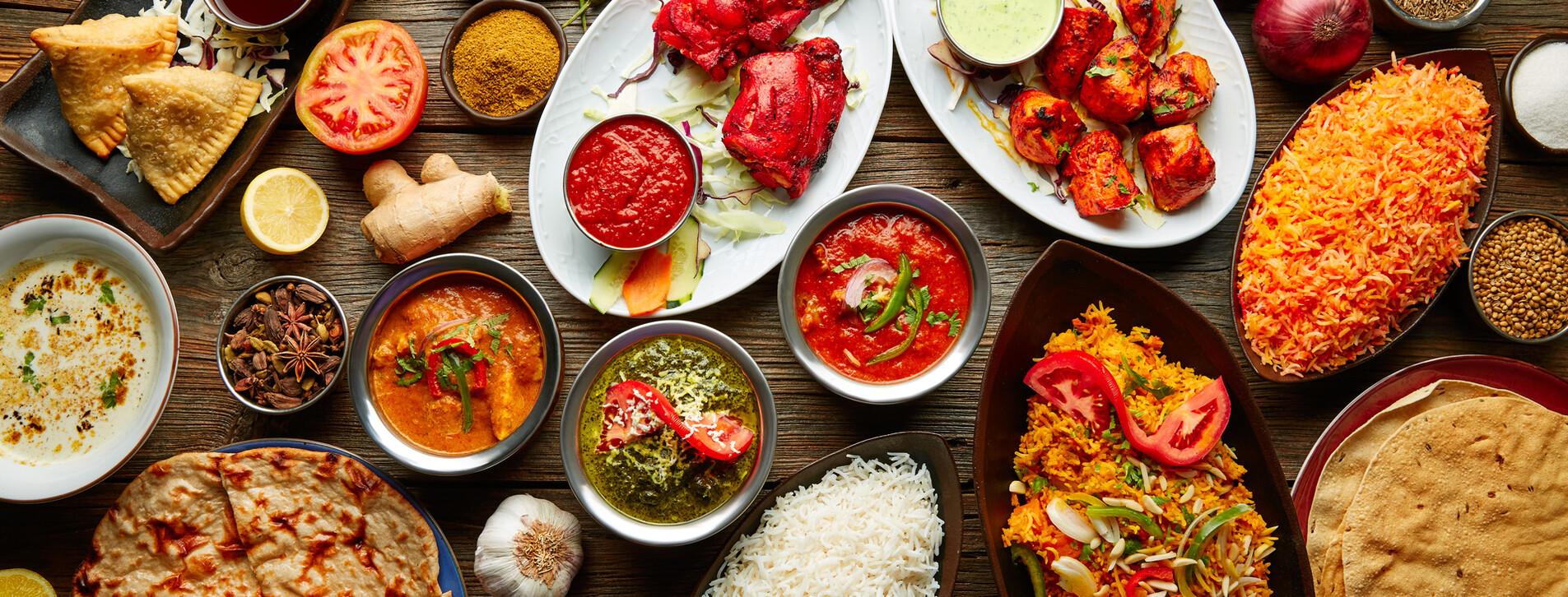 Фото 1 - Ужин в индийском ресторане