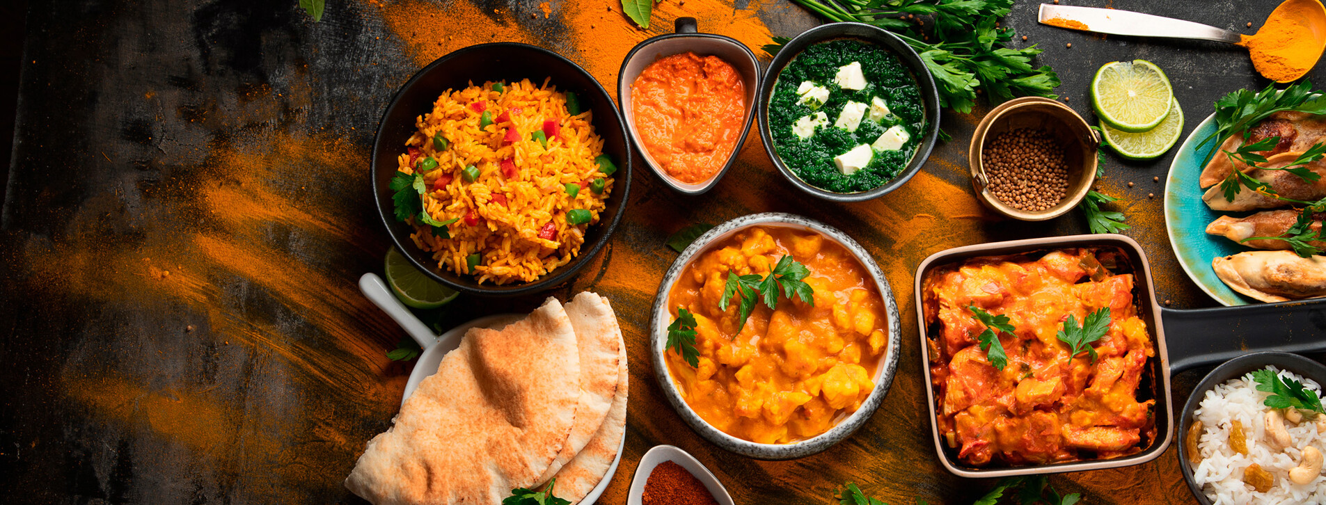Фото 1 - Вечеря в індійському ресторані