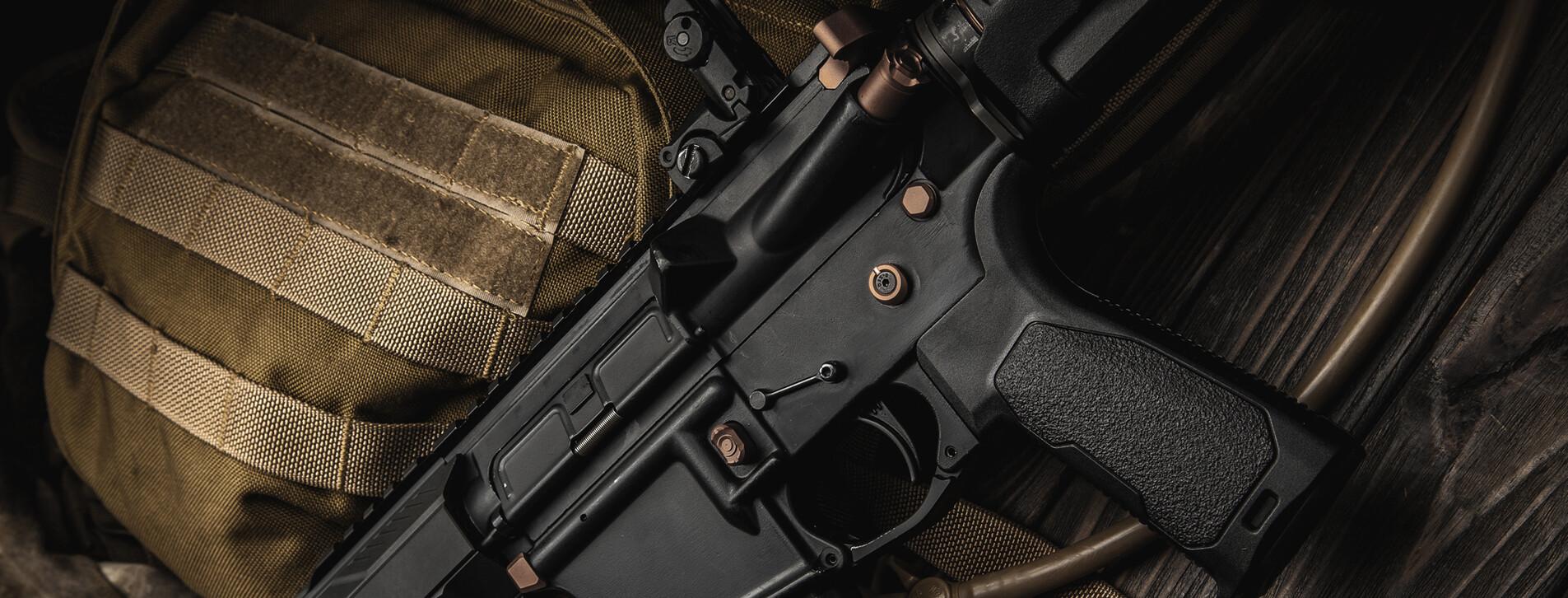 Фото 1 - Стрельба из карабина