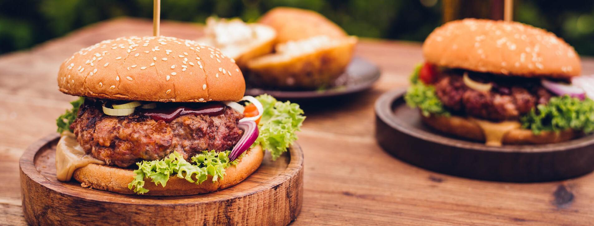 Фото 1 - Бургер-день для компании