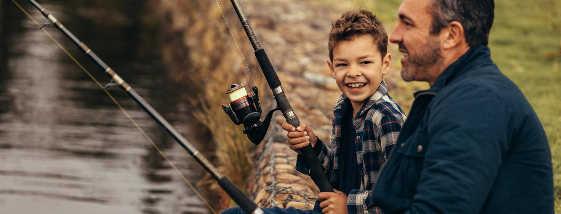 Фото 1 - Семейный уикенд с рыбалкой в «Дельте Днепра»