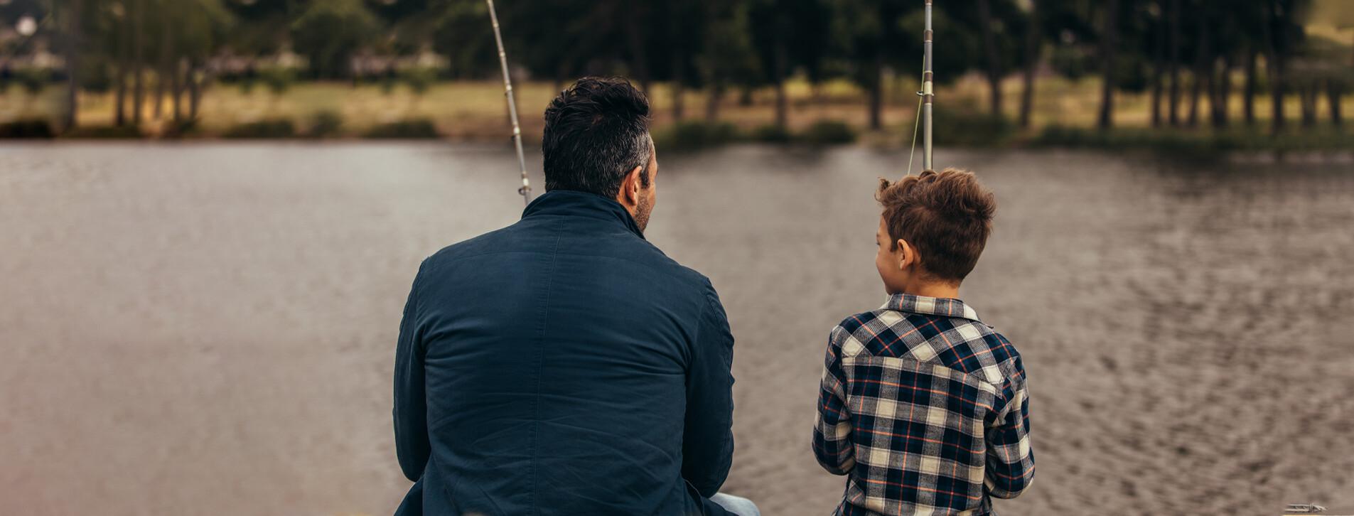Фото 1 - Сімейний вікенд із риболовлею в «Дельті Дніпра»