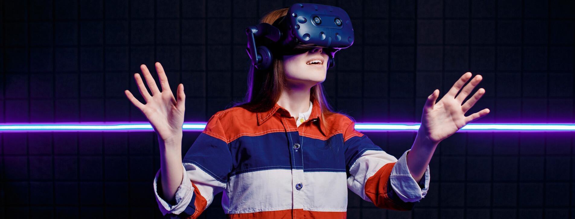 Фото 1 - VR-квест для компанії
