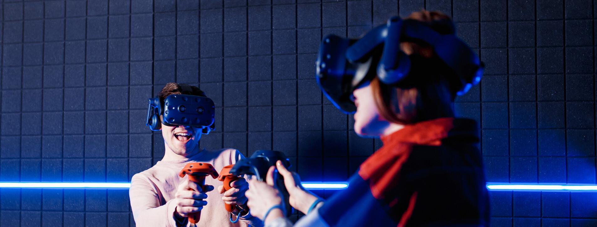 Фото 1 - VR-квест для двоих